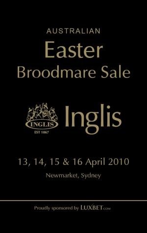 0d8a77c6bd71 Inglis - 2010 Australian Easter Broodmare Sale - Home