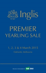 d5051a870 For the sixth consecutive year the Inglis Premier Yearling Sale has risen  to new heights with 584 yearlings sold for a record $48,651,000 in  Melbourne from ...