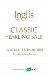 Inglis - 2018 Classic Yearling Sale - Home