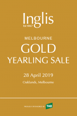 Inglis - 2019 Melbourne Gold Yearling Sale - Home